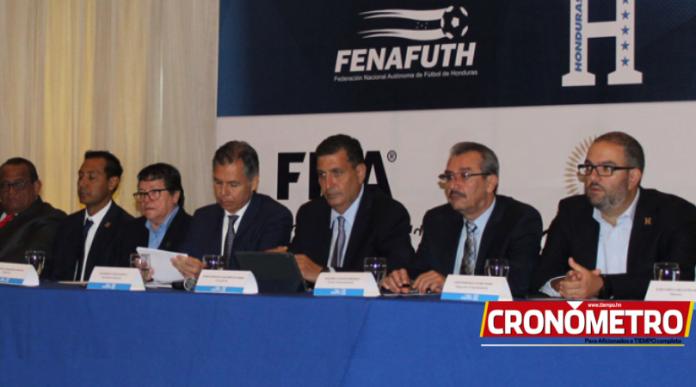 Presupuesto aprobado por Fenafuth será invertido en infraestructura y selección