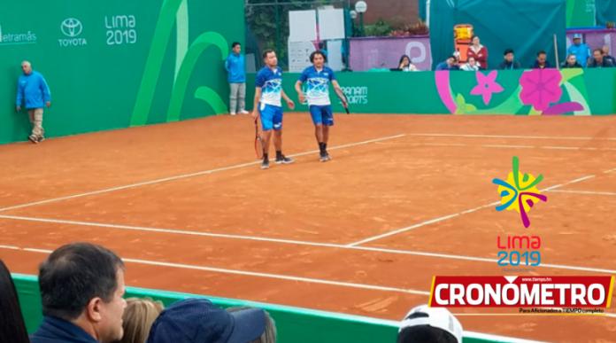 Honduras queda fuera del Tenis en los Juegos Panamericanos Perú 2019