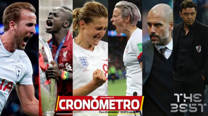 FIFA revela nominados al premio