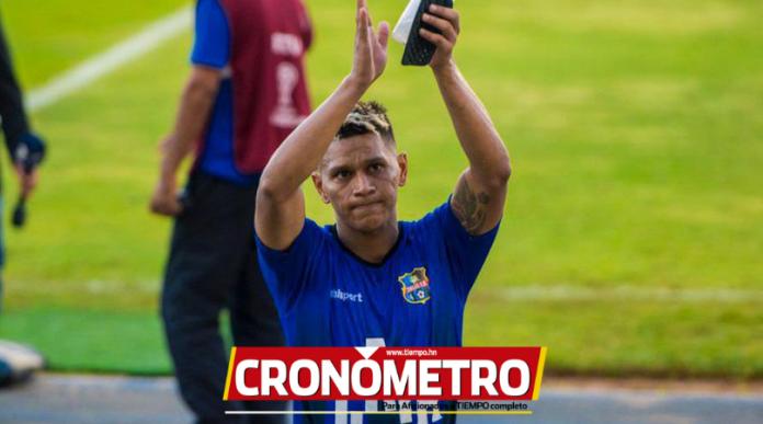 Legionarios: Brayan Moya jugador protagonista en la Copa Sudamericana
