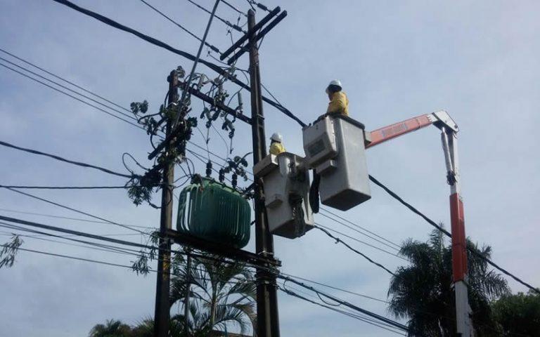 LUNES: EEH realizará cortes de energía en el Distrito Central y SPS