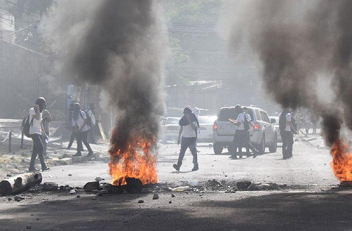 """JOH: """"Maras tienen como meta suplantar el Estado de Derecho de Honduras"""""""