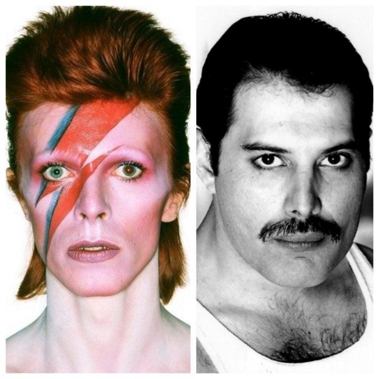 Under Pressure: La fuerte discusión que separó a David Bowie y Freddie Mercury