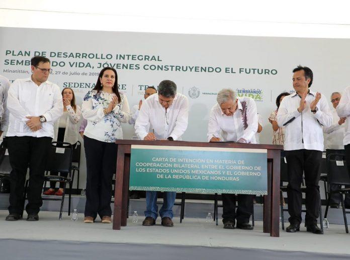 México Honduras
