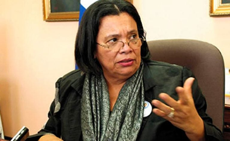 Julieta Castellanos argumenta en qué situación militares sí pueden ingresar a la UNAH
