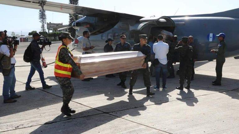 Revelan listado de los 27 náufragos fallecidos en La Mosquitia