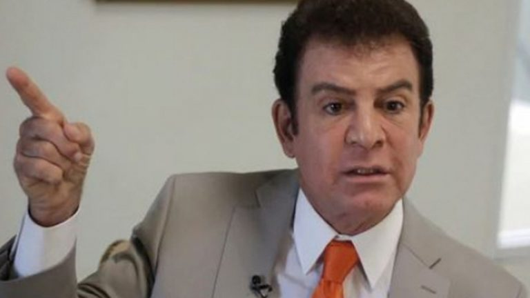 Salvador Nasralla: Congreso Móvil pretende reglamentar la reelección