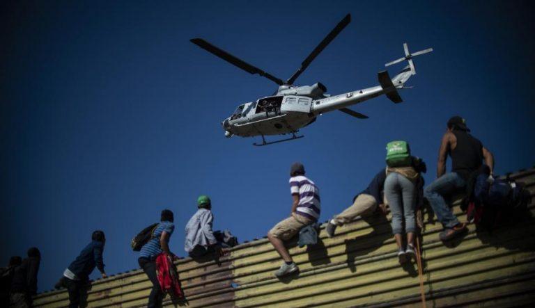 EEUU reporta reducción del 28% en los arrestos de migrantes en Junio