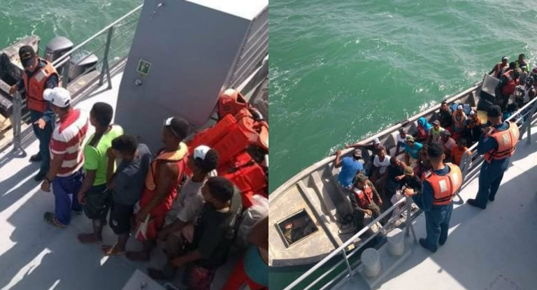 Tres sobrevivientes relatan: qué ocurrió y cómo salieron ilesos del naufragio en La Mosquitia