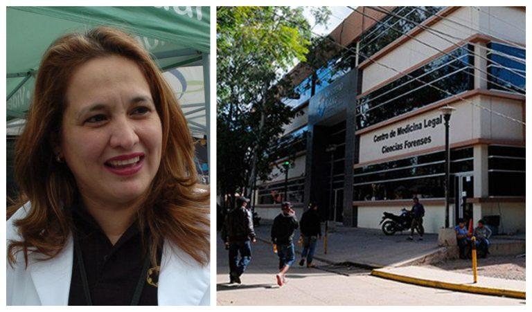 Julissa Villanueva: Condiciones de morgue capitalina son precarias e insalubres