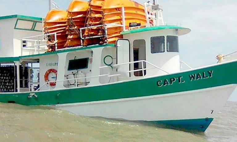 La Mosquitia: Llegan a Puerto Lempira primeros sobrevivientes de naufragio