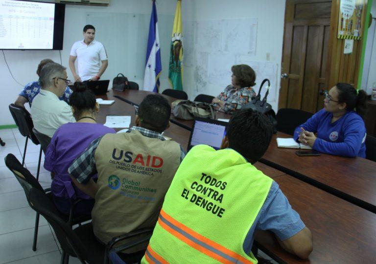 Alcaldía de SPS reitera fórmula contra el dengue: higiene-criaderos= cero zancundos