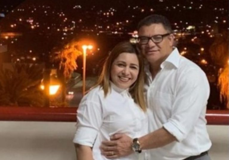 Las palabras de Marlen Alvarenga tras el vinculamiento de su esposo con «Los Cachiros»