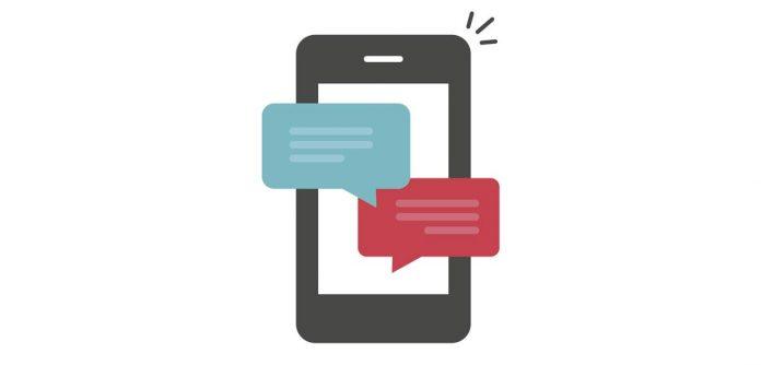 apps para mensajear