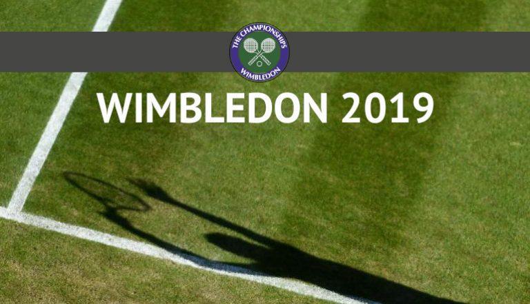 Así marcha Wimbledon: Federer y Nadal van por los octavos
