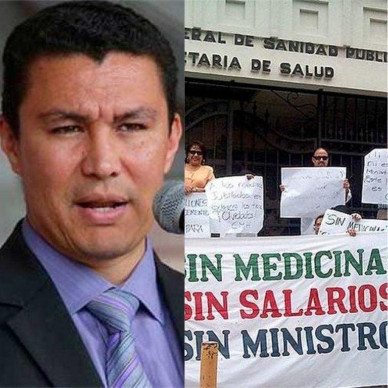 Ebal Díaz: Casos de dengue aumentaron mientras los galenos estaban en protestas