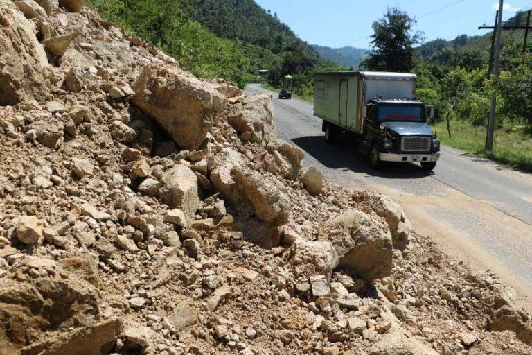 Aparatoso accidente deja una persona muerta en Morazán, Yoro