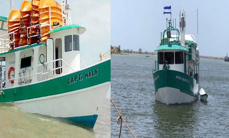 Barcos zarparon desde La Mosquitia y excedieron límite de tripulantes: Marina Mercante