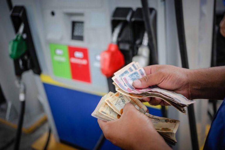 ¡Trancazo! Nuevo aumento en el precio de los combustibles a partir del lunes