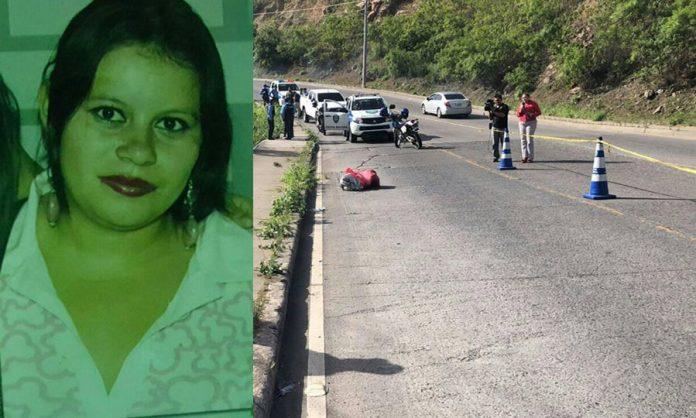 mujer hallada en cuesta de El Chile