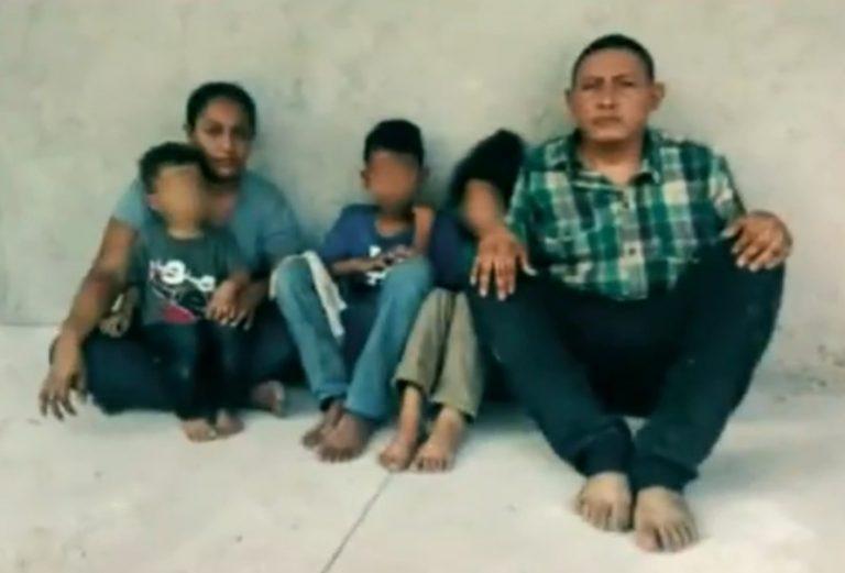 México: doloroso relato de familia de inmigrantes hondureños que estuvo secuestrada