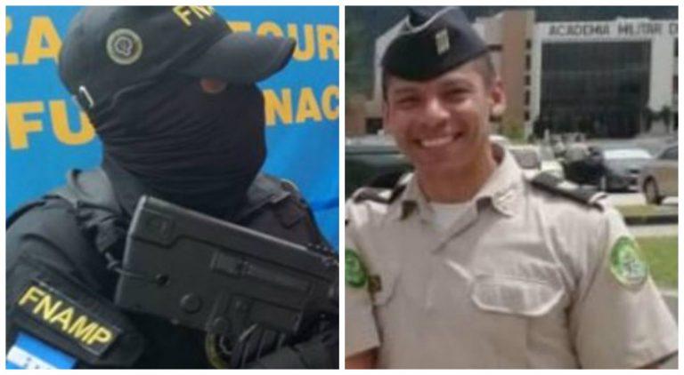 Tegucigalpa: fallece agente de la FNAMP tras 14 días internado en el Hospital Militar