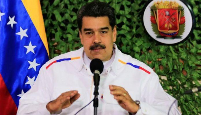 hijastros de Maduro