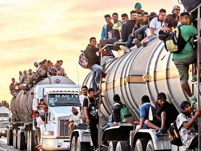 flujo migratorio