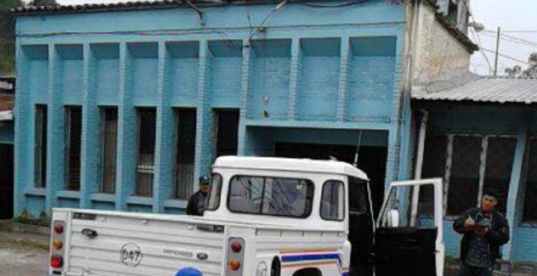 Motín en el centro penal de Santa Rosa de Copán: dos personas heridas