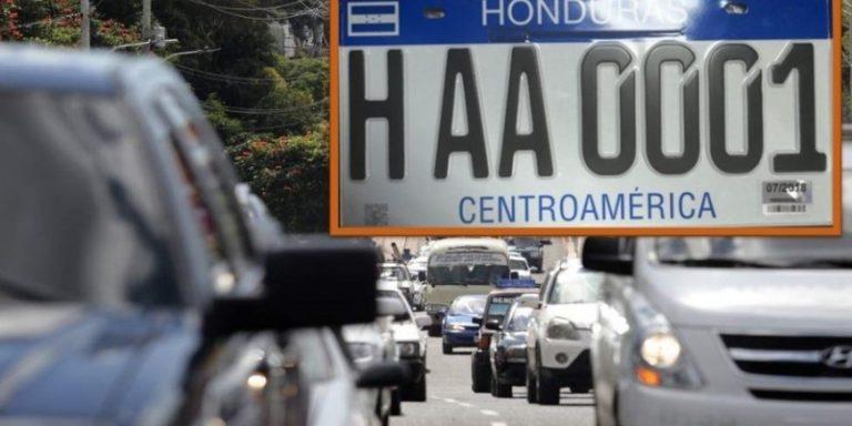 En septiembre comienza la entrega de placas a vehículos particulares en el IP