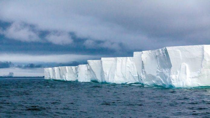 remolcará iceberg