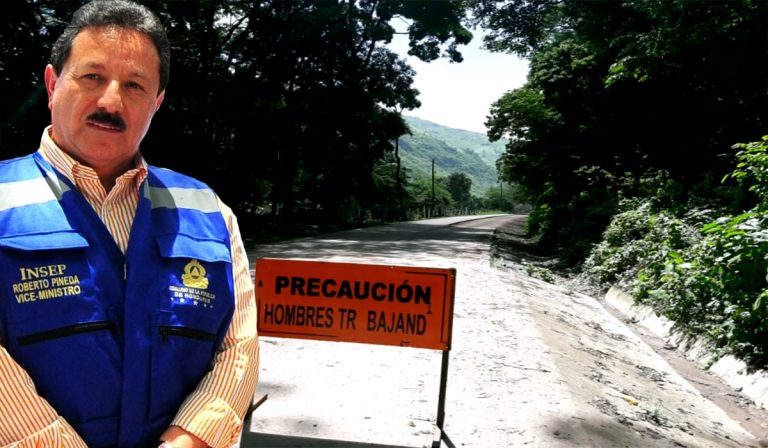 Carretera Catacamas–Talgua, más de dos años en abandono; critican a INSEP