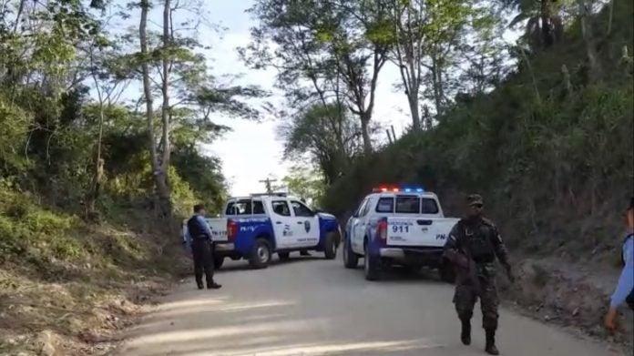 militar muerto en Ticamaya