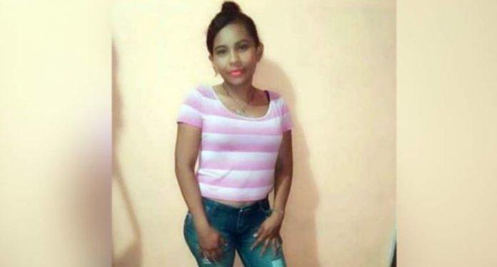 cadáver de jovencita que había desaparecido en SPS