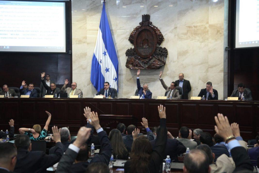 Elecciones internas en Honduras