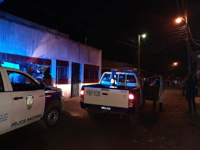 masacre en Honduras