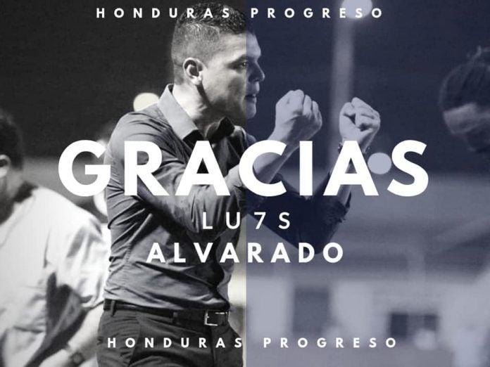 Luis Alvarado separado del Honduras Progreso ¿Quien se hará cargo de los arroceros?