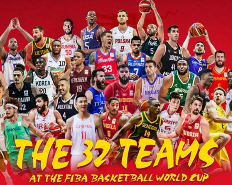 Inicia Mundial de Baloncesto de China 2019