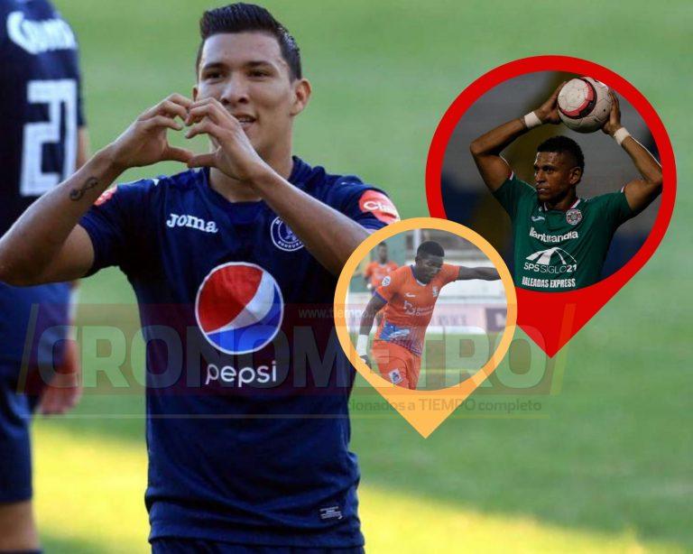 Tabla de goleadores: Costly; Garrido, Kevin López y Güity se mantienen en la cima