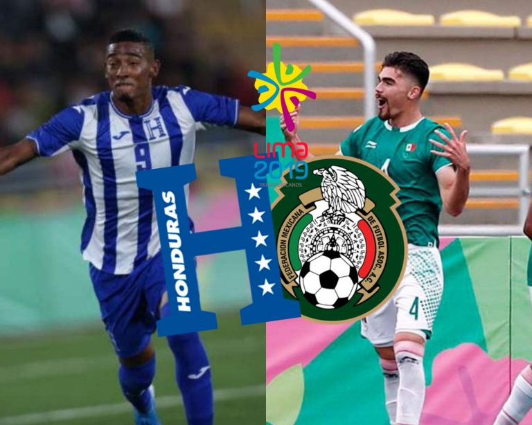 Hora y transmisión: Honduras Sub-23 buscará la final ante México en Lima 2019