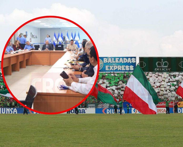 Policía Nacional pide inhabilitar el estadio Yankel Rosenthal ¿Por qué?