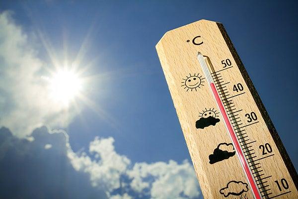 Clima esta tarde