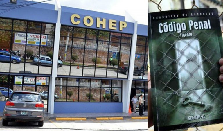 Cohep al CN: que no entre en vigencia el nuevo Código Penal