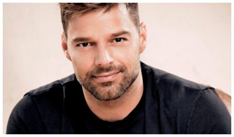Ricky se recupera de su terrible enfermedad y reaparece apoyando a Alejandro Sanz