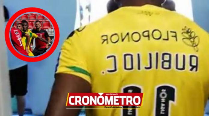 Rubilio Castillo debuta de manera amarga con el Tondela