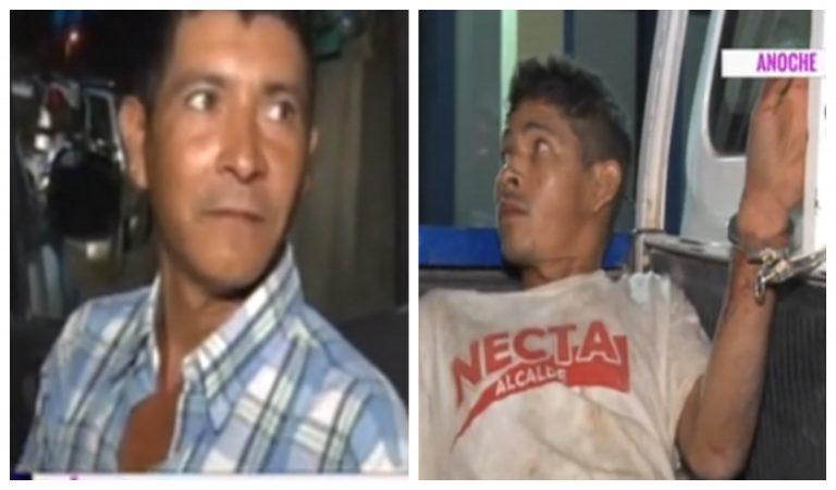 Desalmados sobrinos atacan a machetazos a su tío en el municipio de Curarén