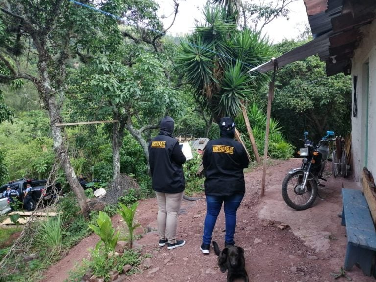 Tegucigalpa: realizan allanamientos para encontrar a responsables de muertes en el Nacional