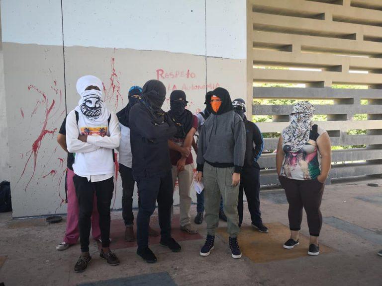 MEU pide no engavetar informe de invasión a campus de UNAH y atentado en UNAH-VS