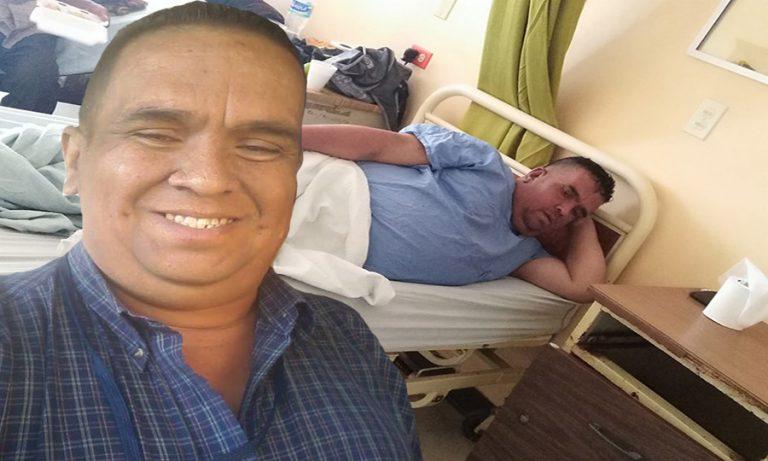 Richard Cassulá, el ángel guardián del HEU que necesita ayuda