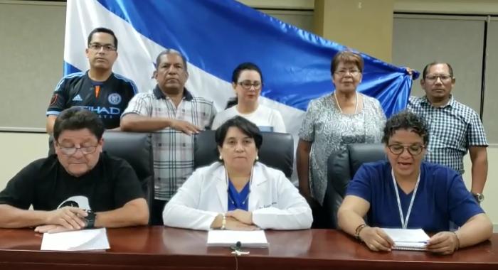VÍDEO: Plataforma convoca a movilizaciones para exigir la salida de JOH